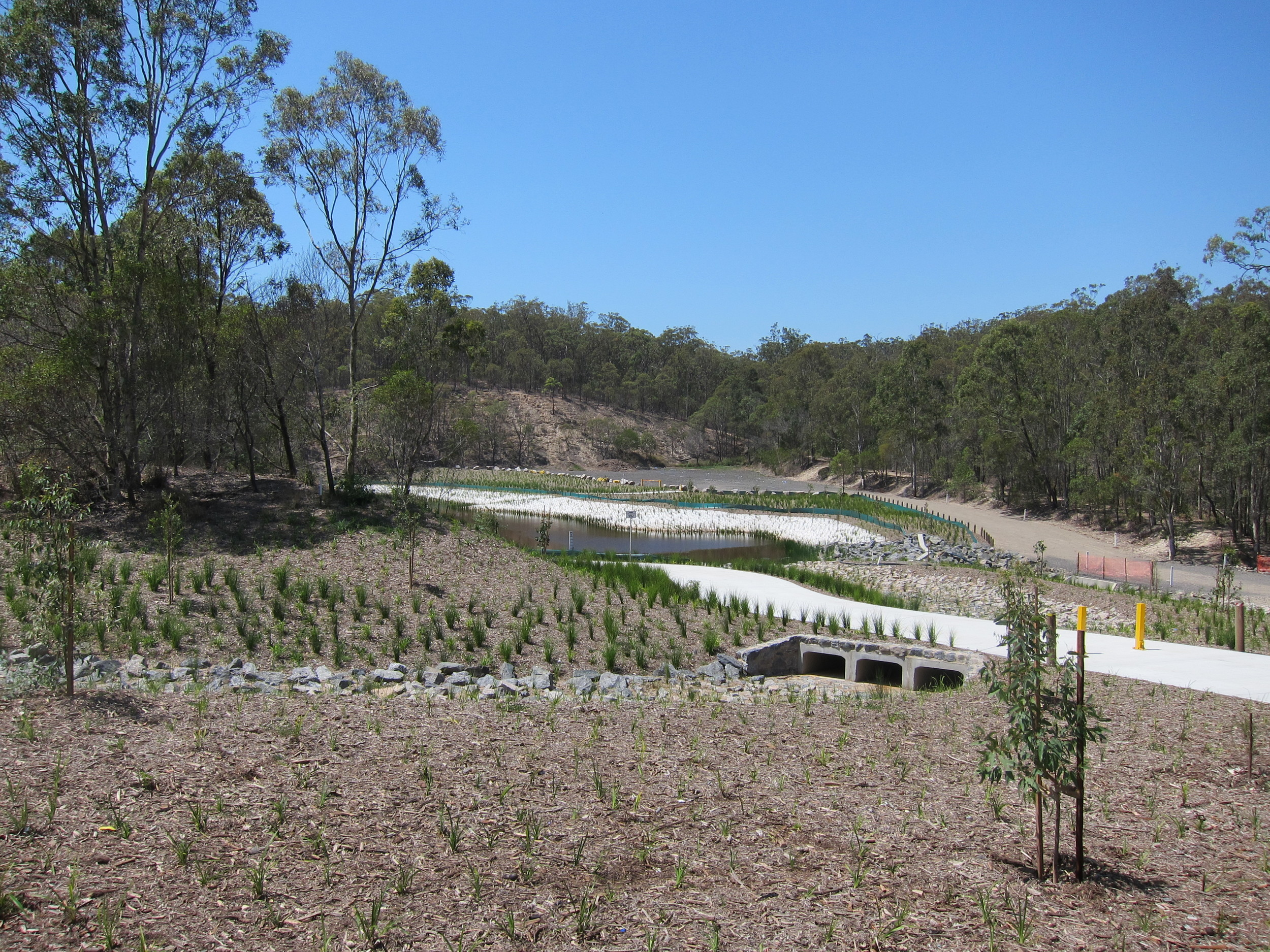 Whites Hill Stormwater Harvesting System