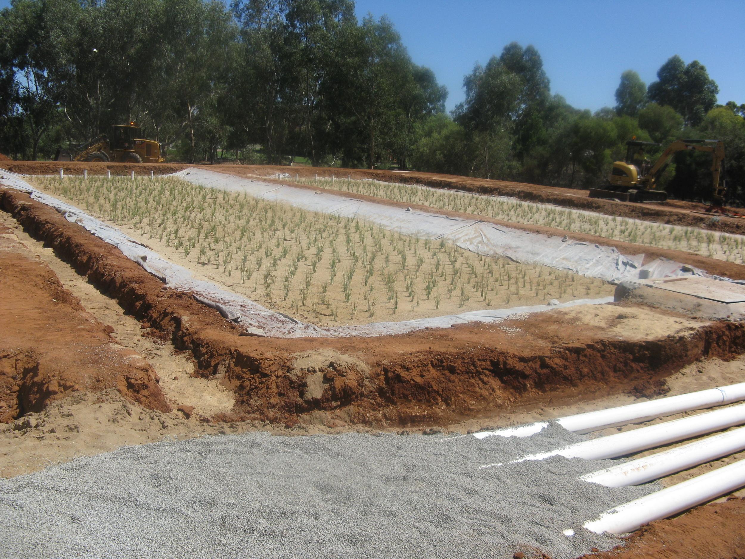 Pooraka Stormwater Harvesting Bioretention System