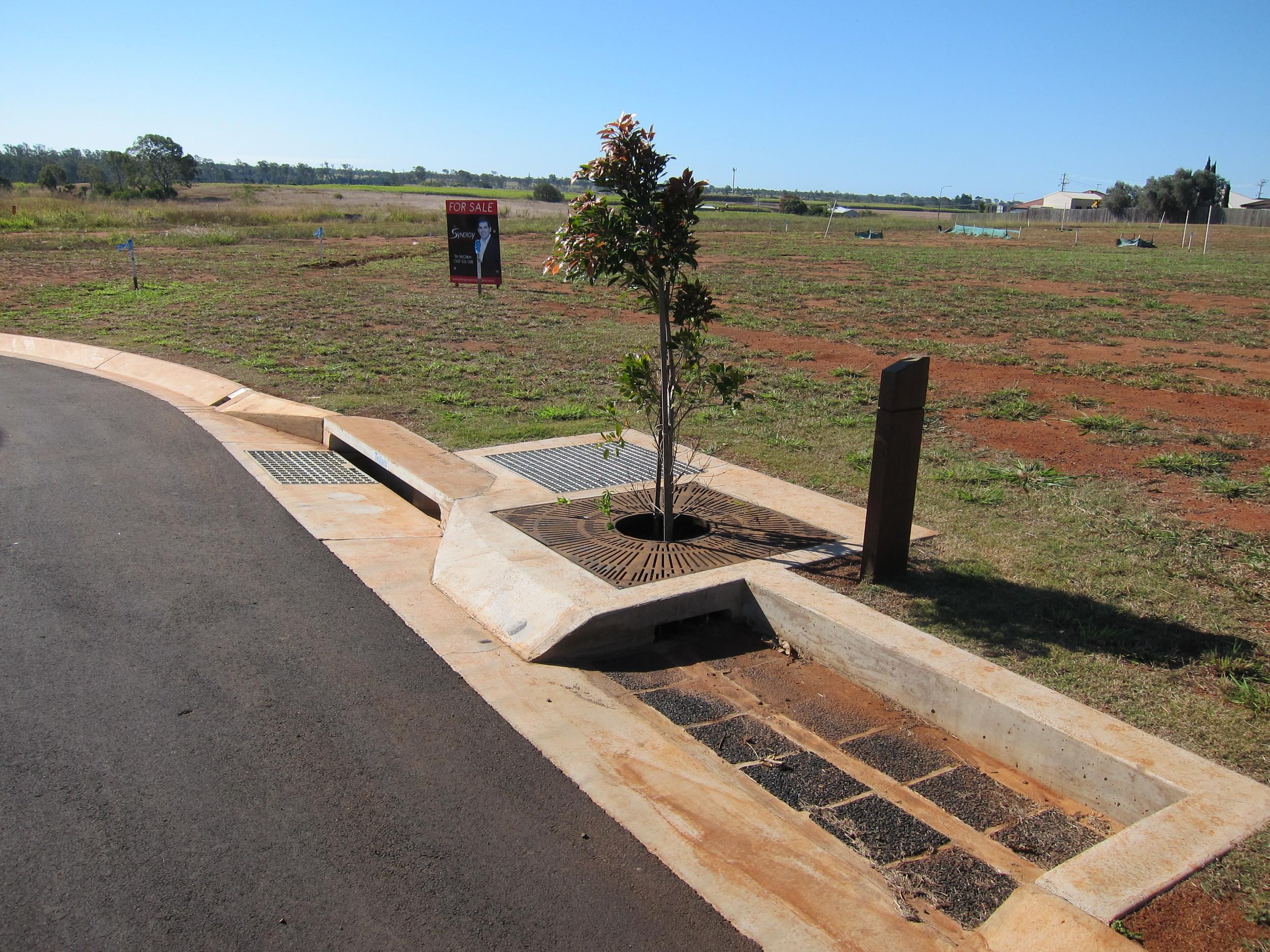 Avoca Bundaberg Bioretention System