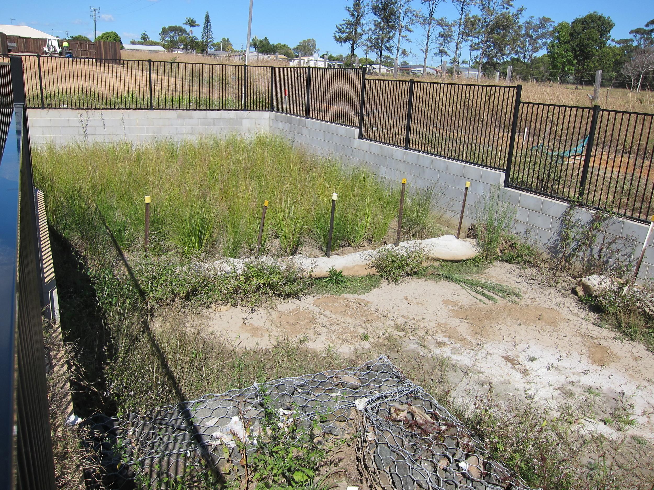 Yates Court Bioretention System