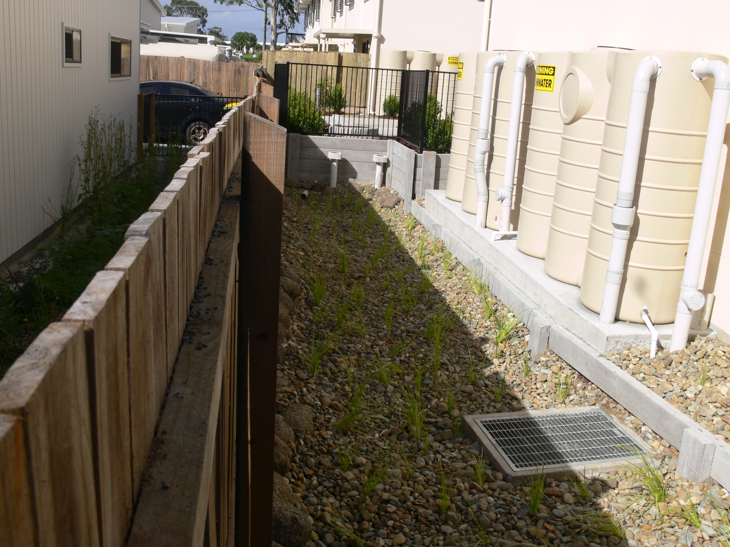 River Hills Rd Bioretention