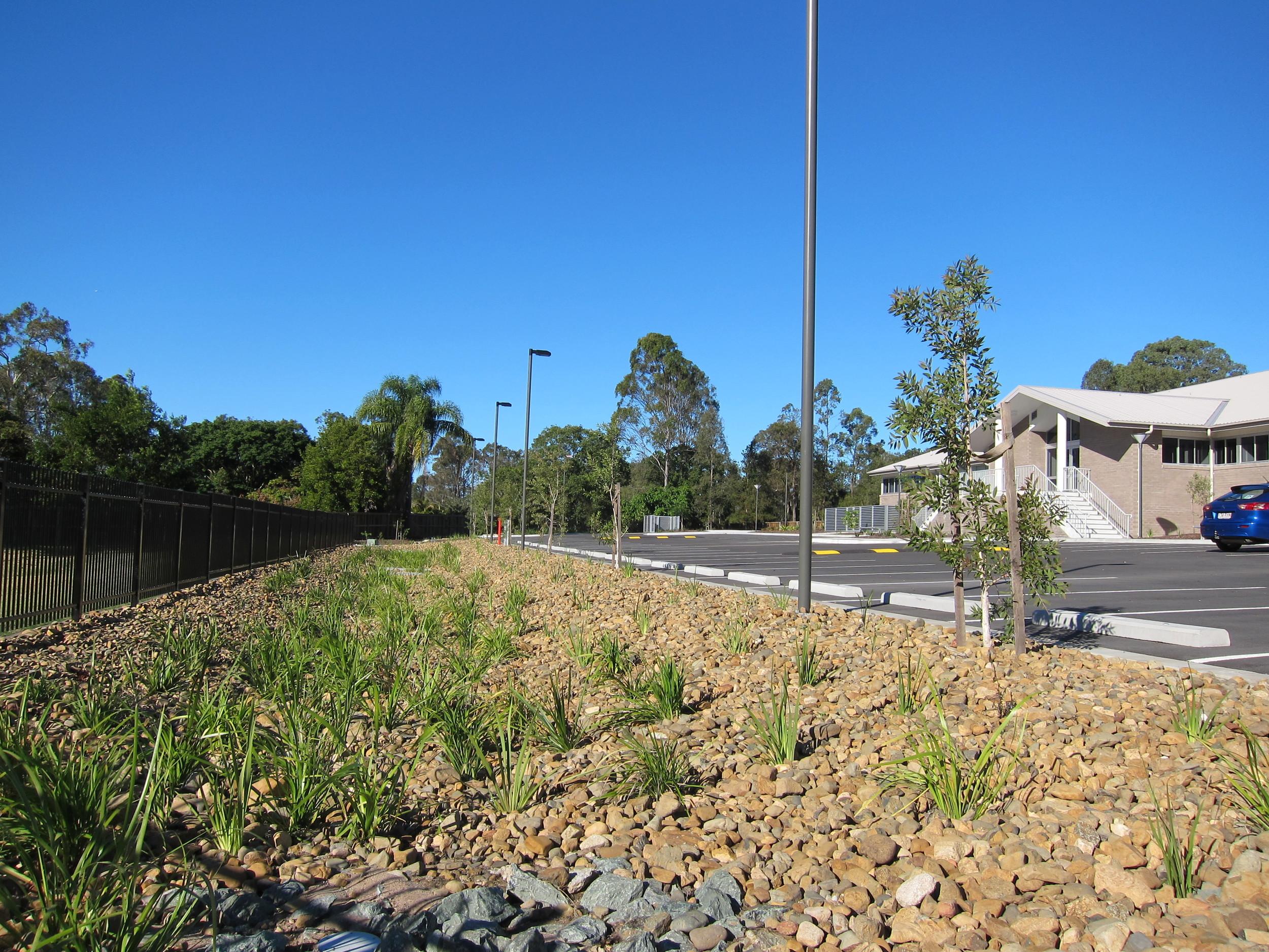 Johnson Rd Bioretention