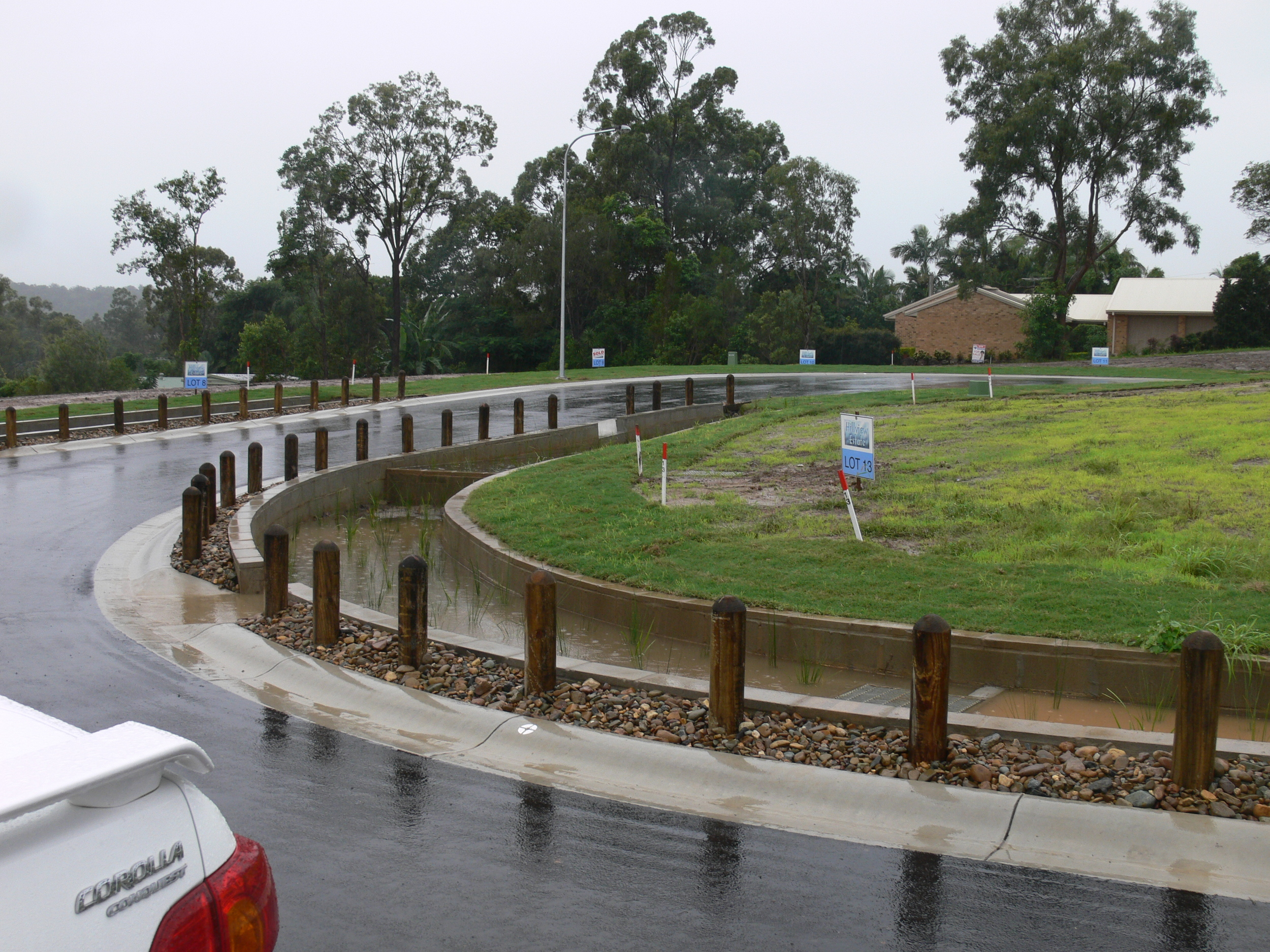 Shailer Rd Bioretention System