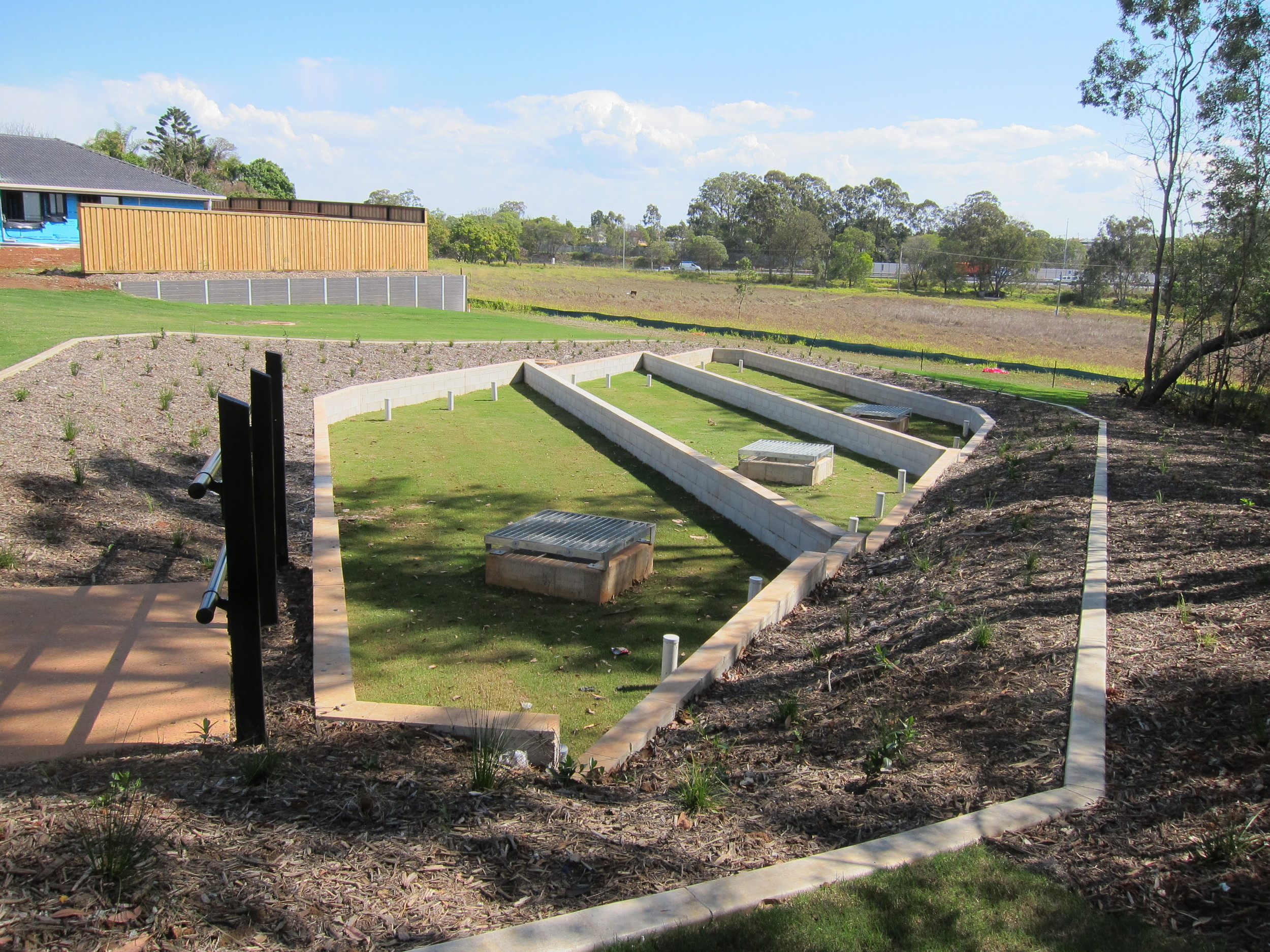 Mode Bioretention System