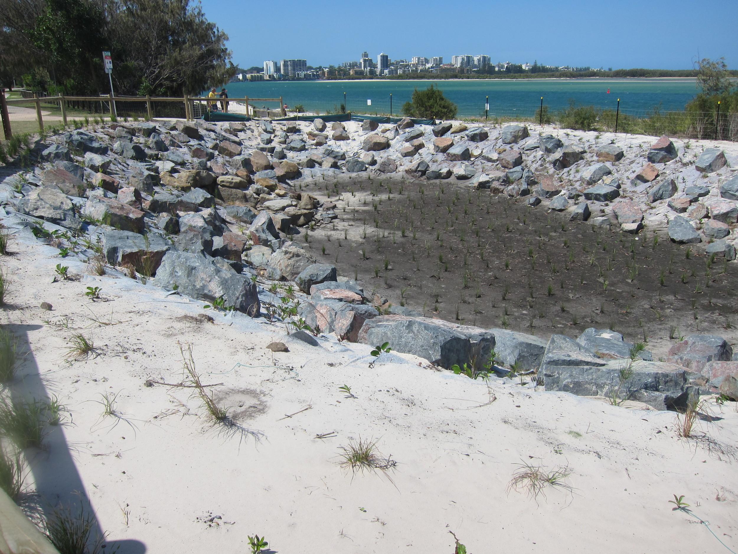 Golden Beach Pipeless Bioretention System