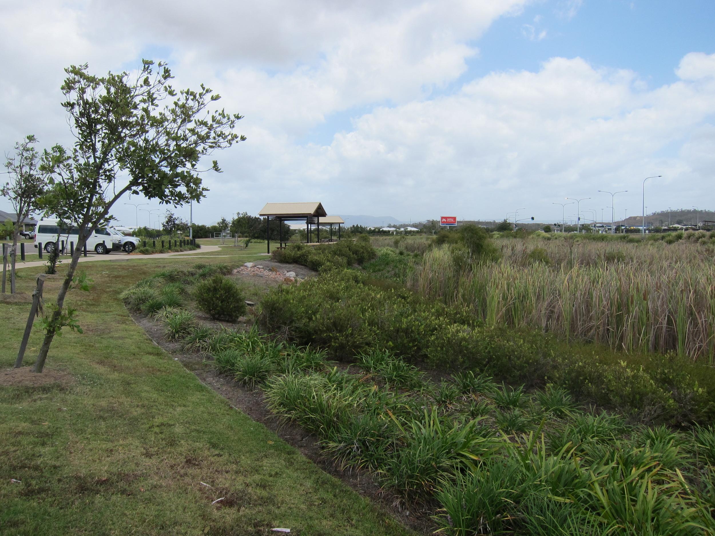 Dampier Crescent Bioretention System