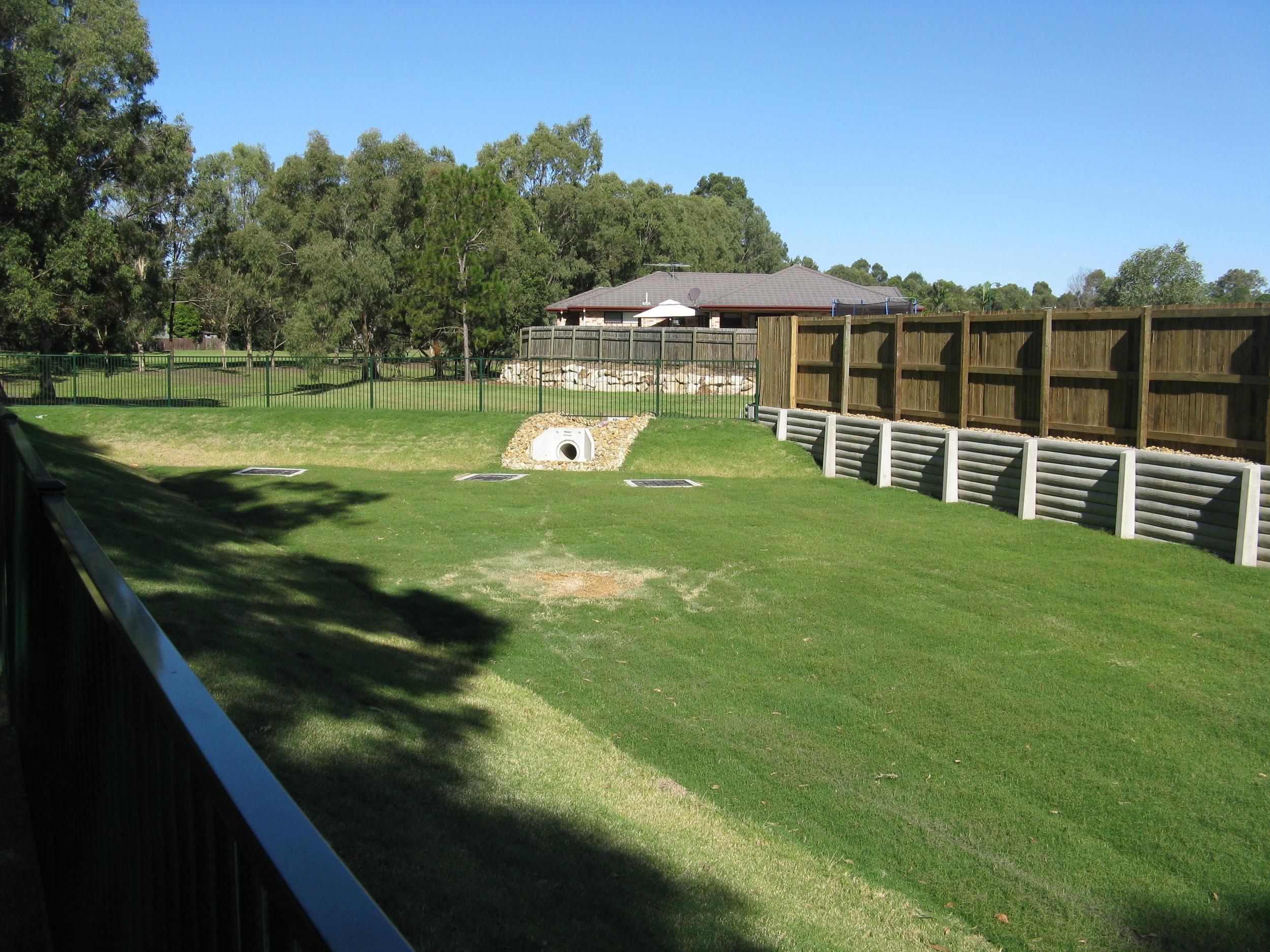Evergreen Avenue Bioretention System
