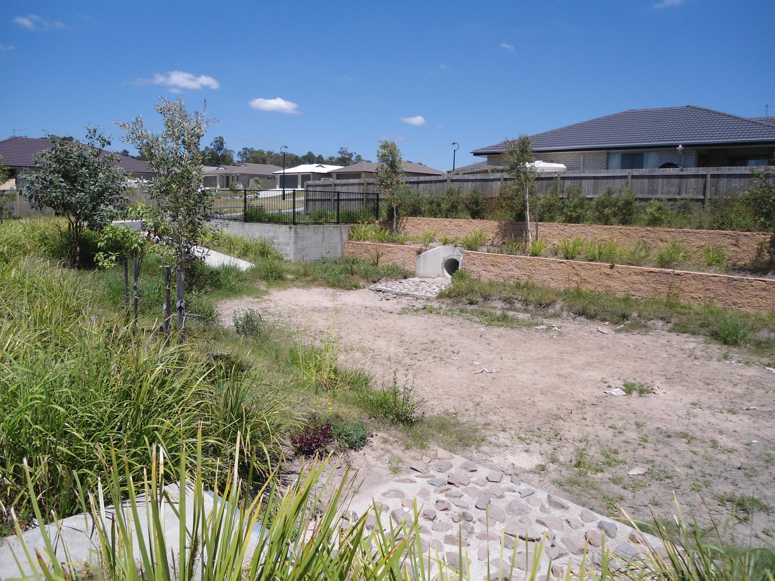 Judith St Bioretention System