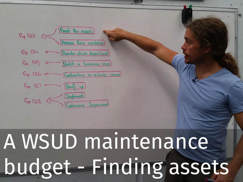 20150102 0123 Obtaining a WSUD maintenance budget - Finding assets and assessing condition.jpg