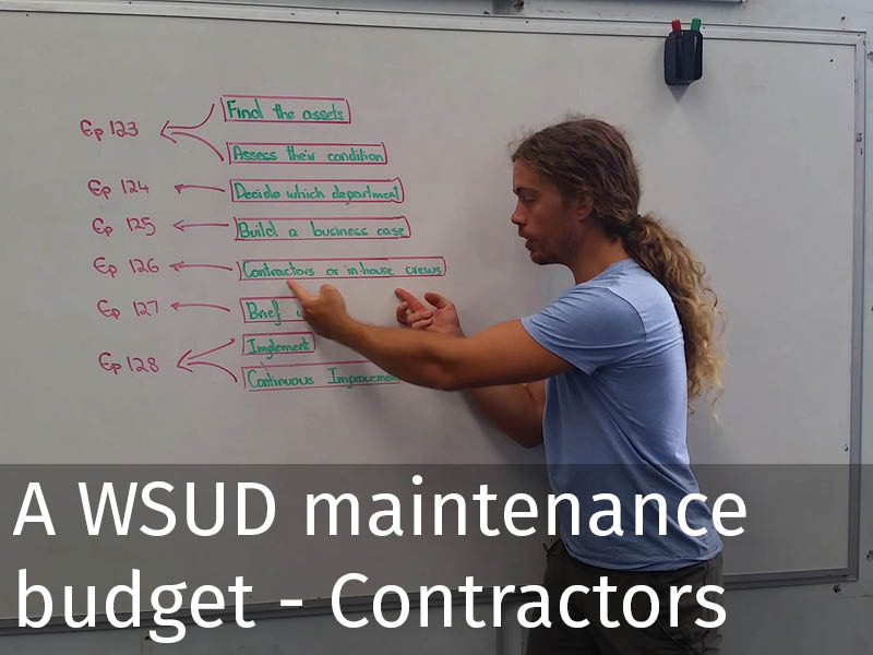 20150102 0126 Obtaining a WSUD maintenance budget - Contractors or in-house crews.jpg