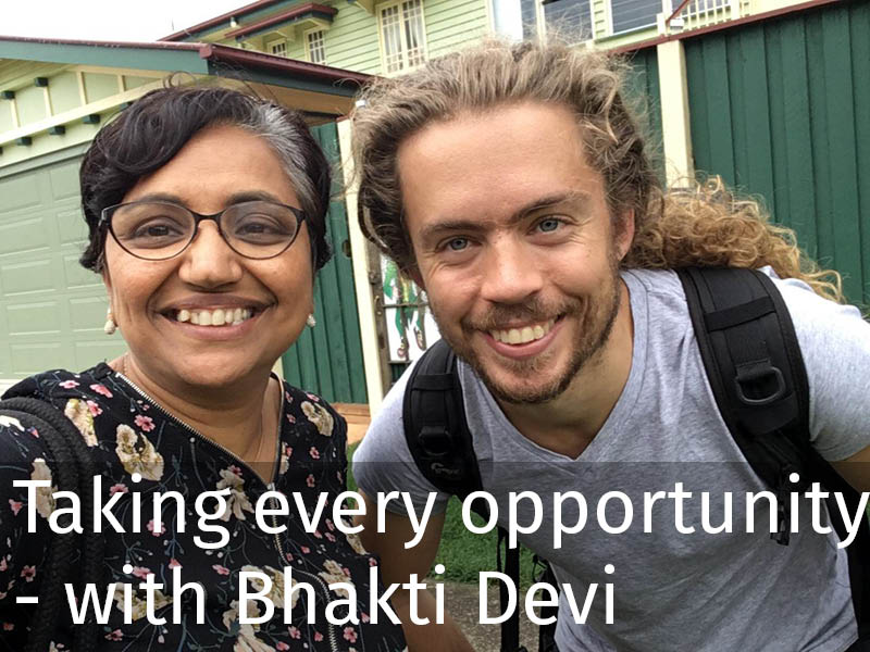 20150102 0161 Taking every opportunity - with Bhakti Devi.jpg