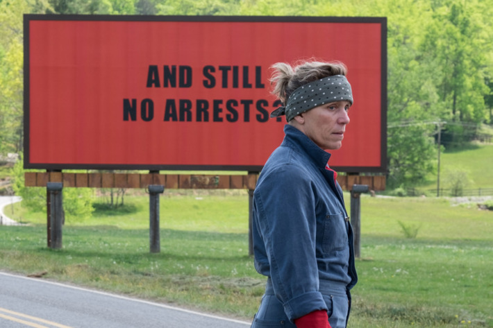 Three Billboards Review