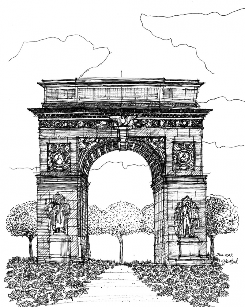 Washington Square Flower Gate.png