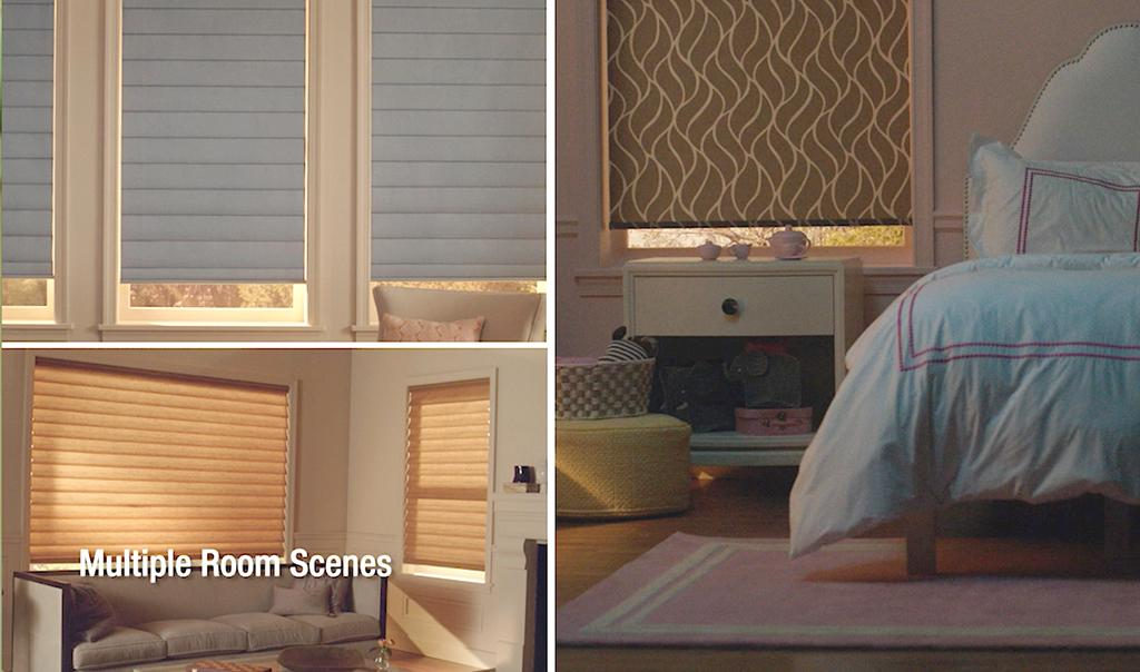 Motorization for Window Treatments Near Carlsbad, California (CA) like Shades that Operate On Your Schedule
