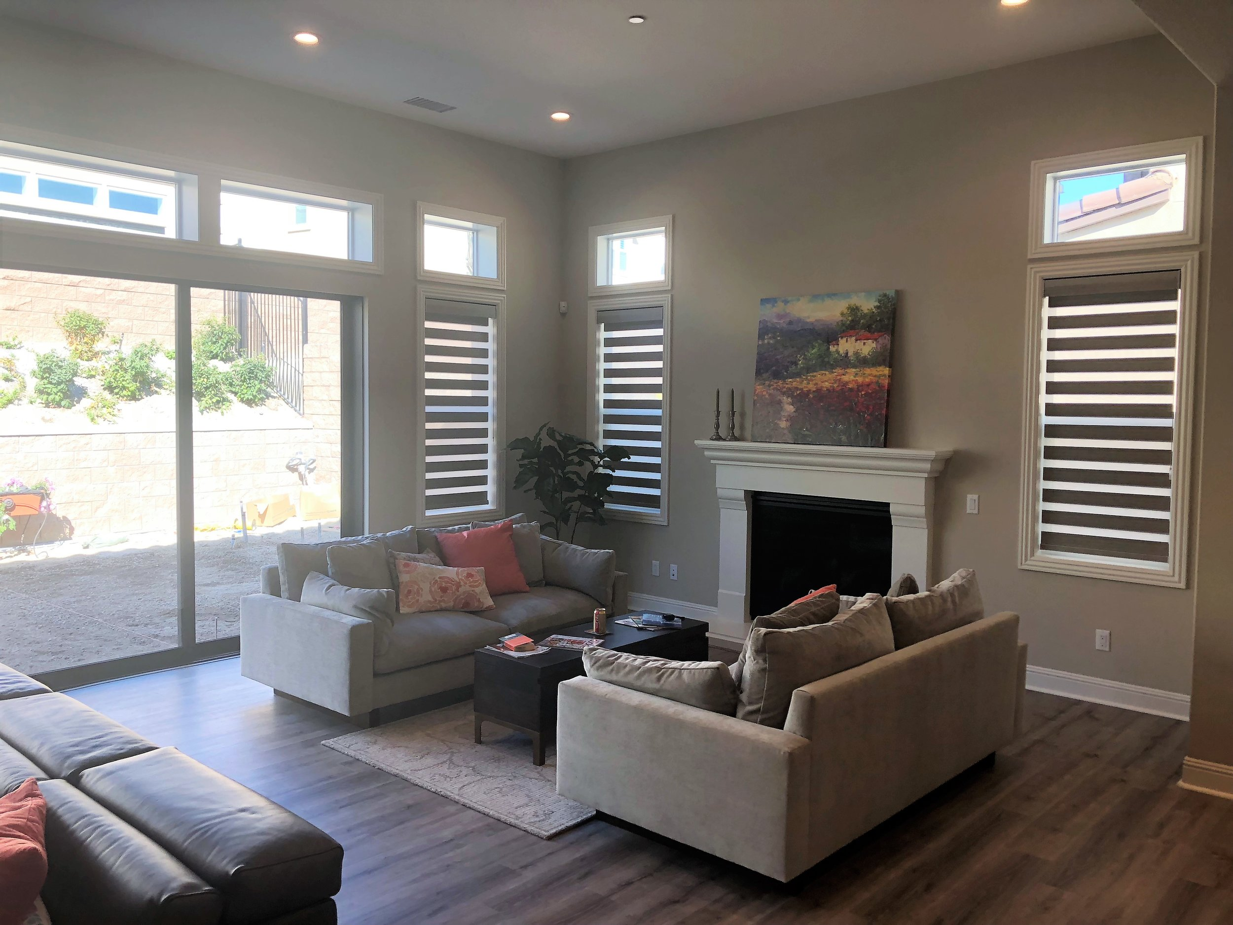 Gallery of Custom Blinds, Shutters and Shades in Carlsbad, California (CA) like Roller Shades in Homes