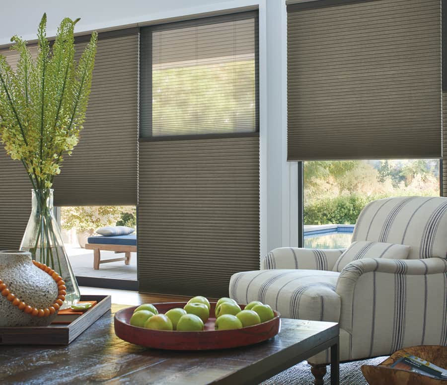 Why Honeycomb Shades are Perfect for Homes Near Carlsbad, California (CA) for Living Room Energy Savings