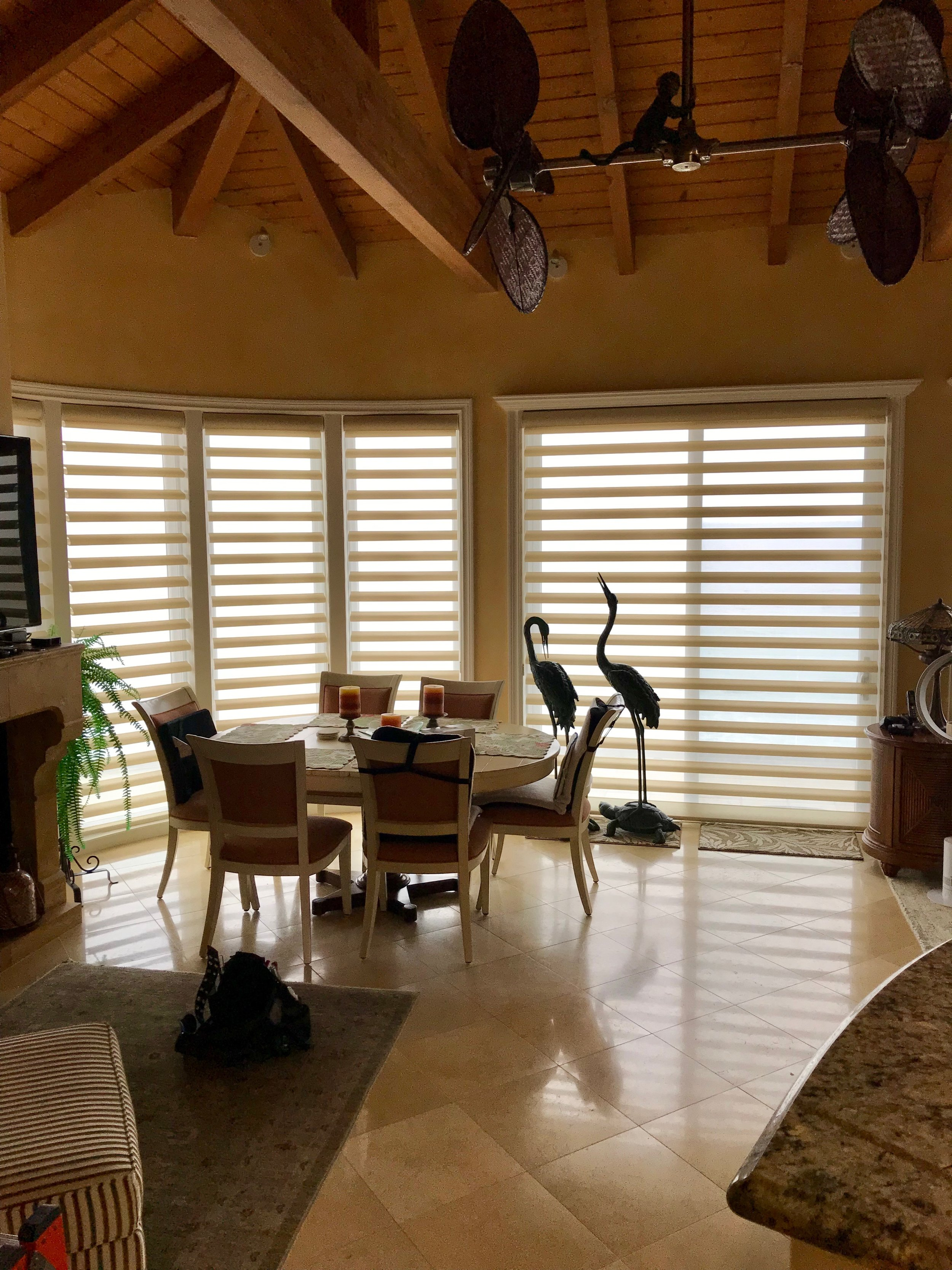 Gallery of Custom Blinds, Shutters & Power Shades in Carlsbad, California (CA) like Screen for Offices