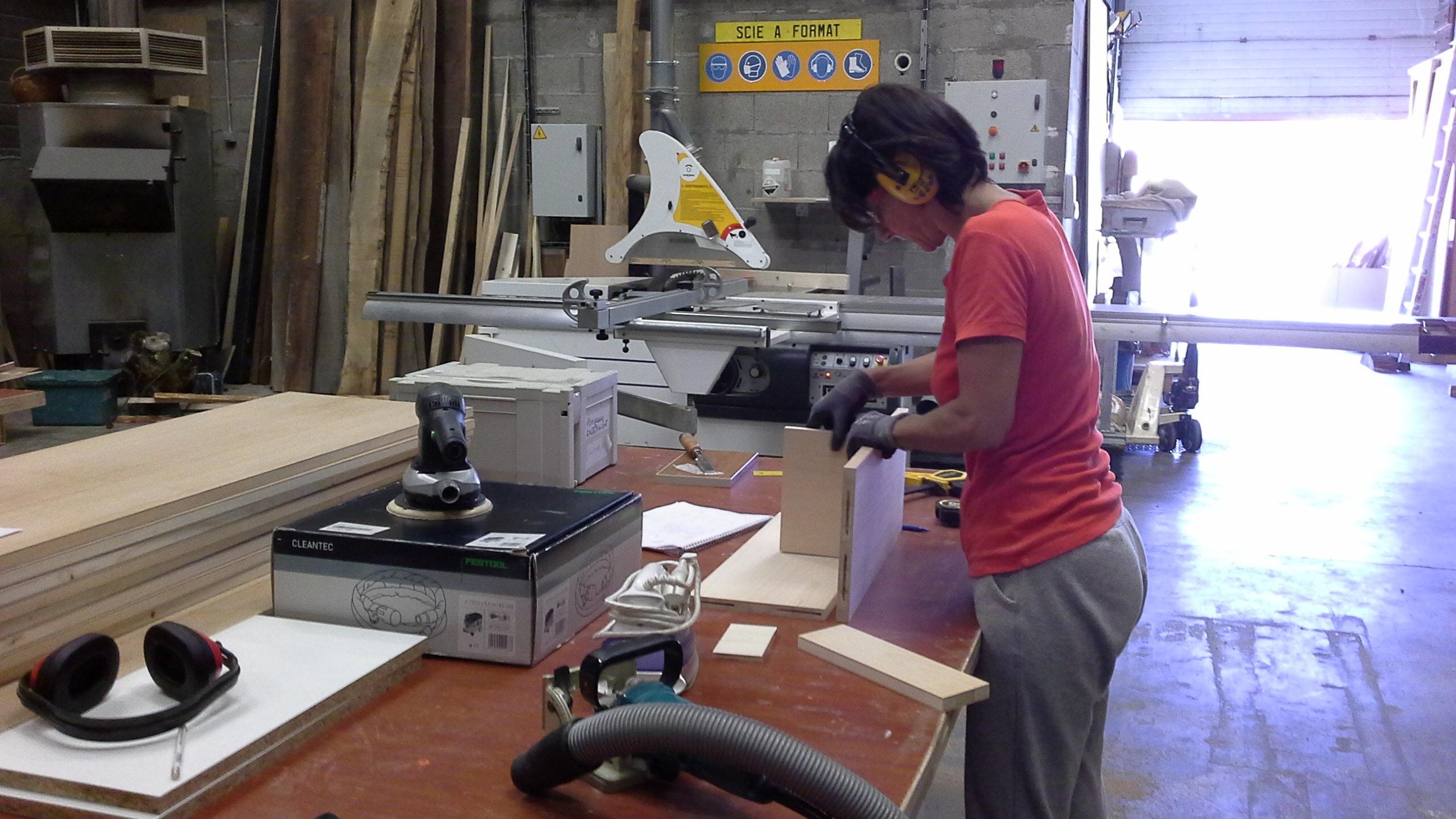 Etape de fabrication Montage à blanc.jpg