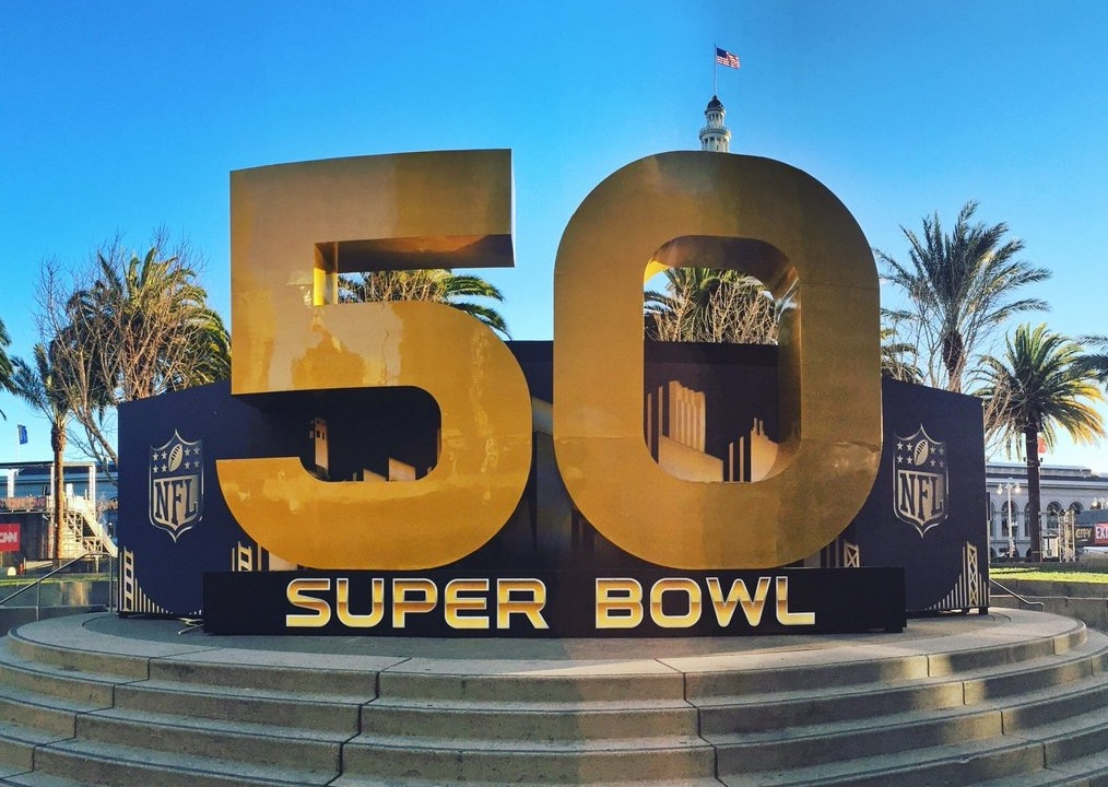 GSC at Super Bowl 50