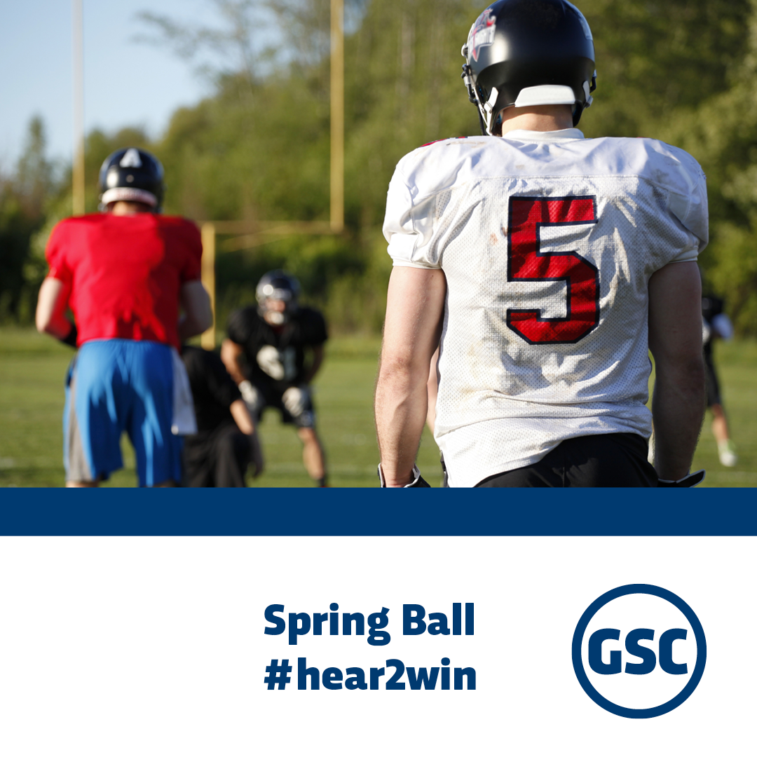 Spring Ball #hear2win