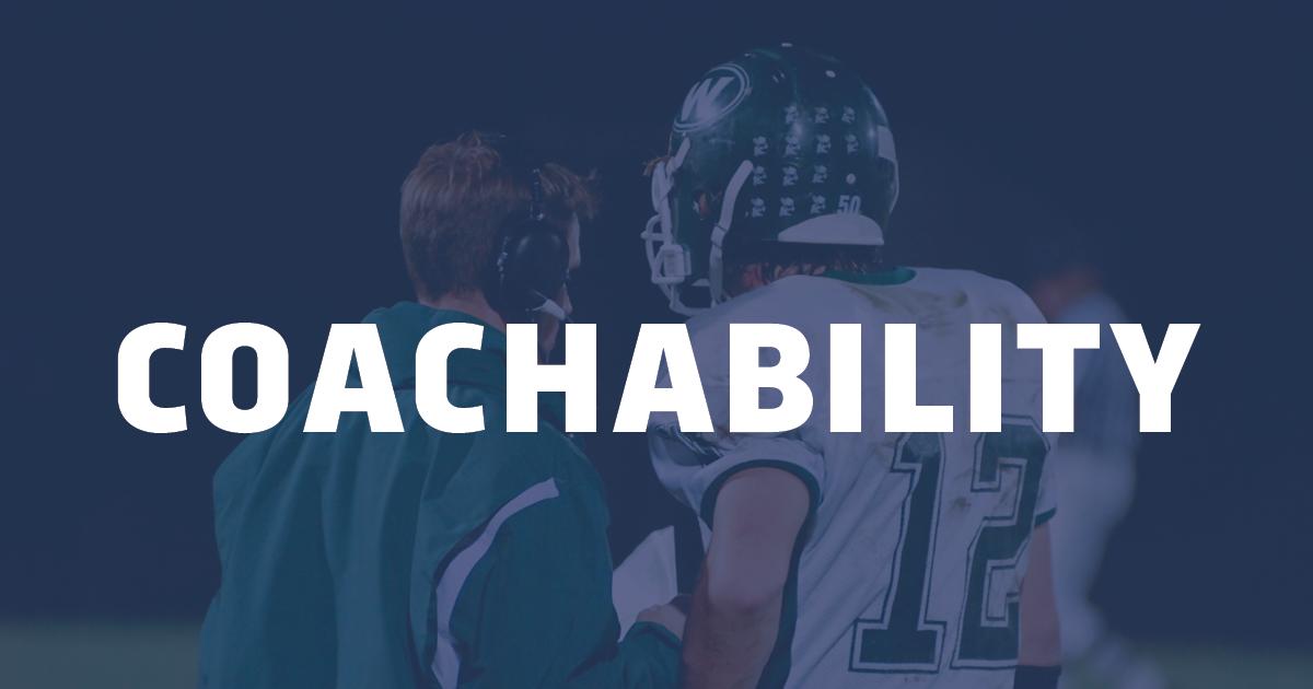 improving coachability