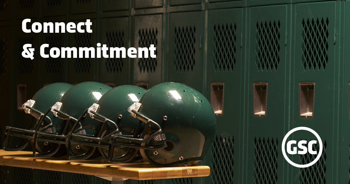 BOOK REVIEW: YOU WIN IN THE LOCKER ROOM FIRST--CONNECT/COMMITMENT
