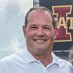 Jim Hofher - Iowa State Quarterback Coach