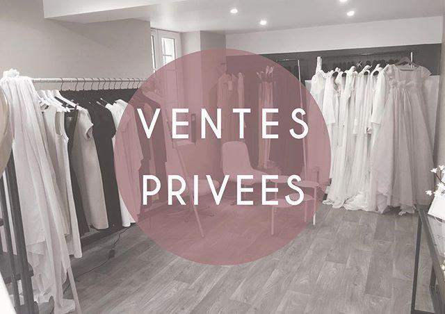 Du 3 au 13 Juillet Ventes Privées à prix ultra doux !  Lundi - Vendredi  9.00 - 13.00  14.00 - 17.00  #ventesprivees  #sophiebas #summermood #dresses #saintgermainenlaye