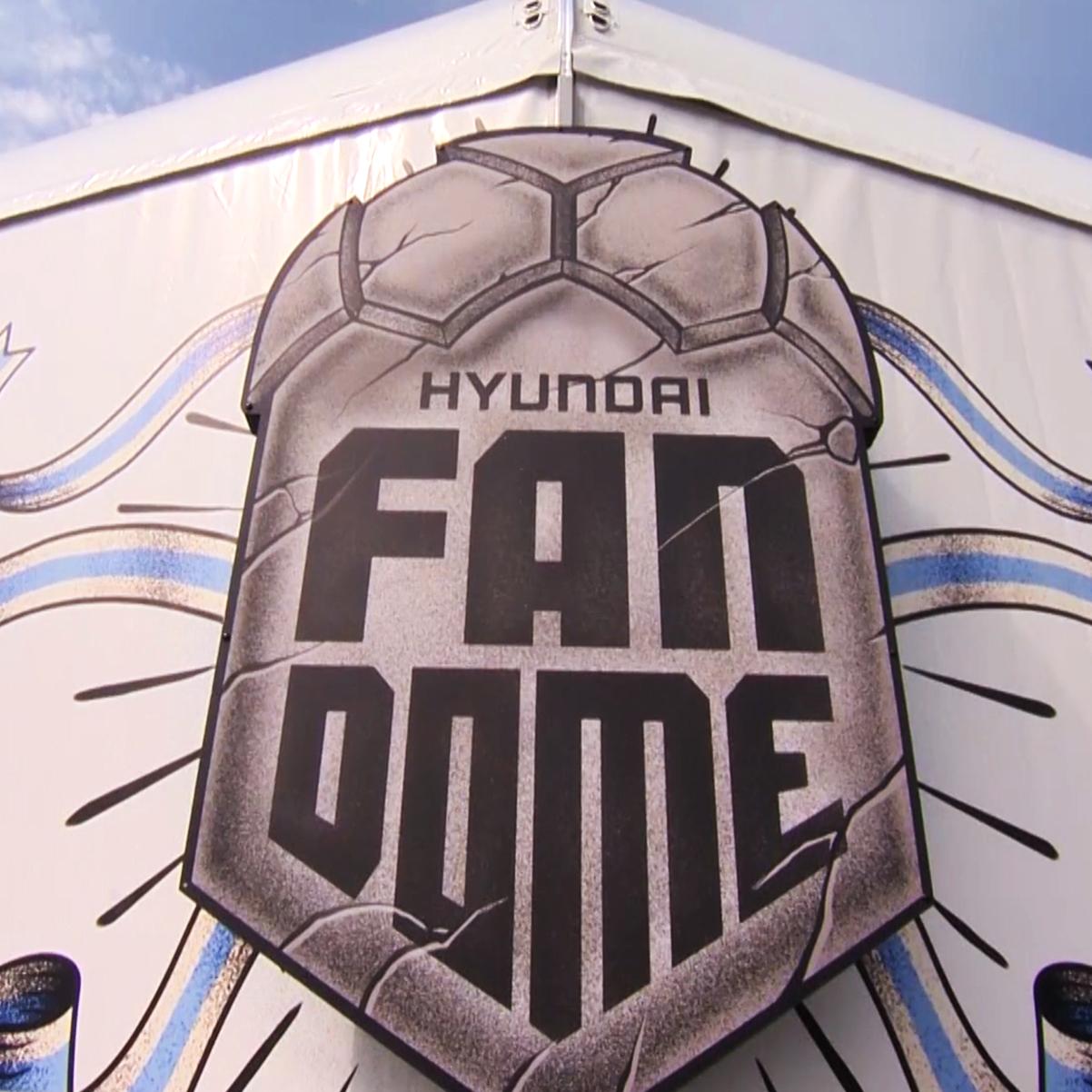 Hyundai Euro 2016 FanDome