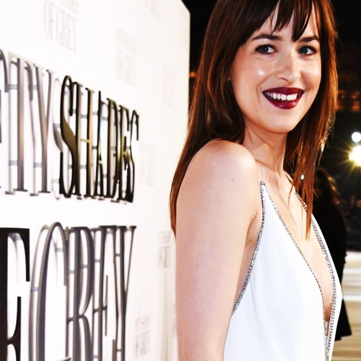 Fifty Shades of Grey UK Film Premiere