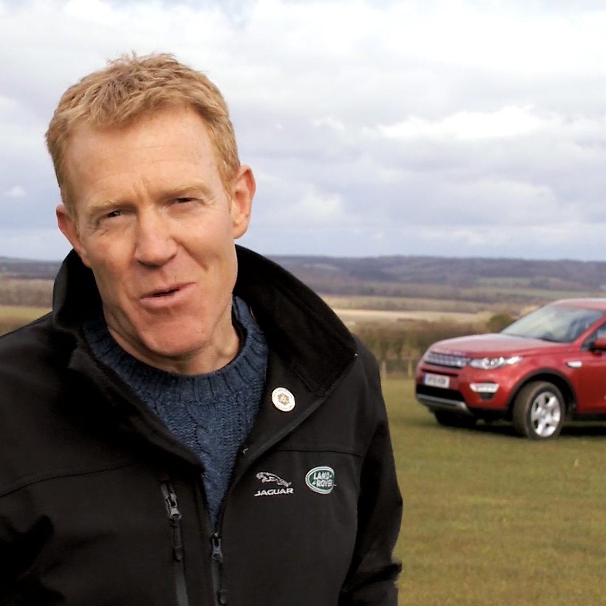 The Prince's Countryside Fund Land Rover Bursary