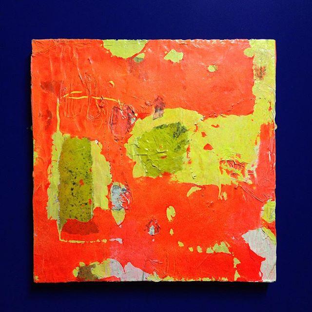 💛Love this piece by @mark_ibson at the Art For Arts Sake exhibition @barfarmantiques 💛  #lifeledbycolor #100daysoflittledelights #barfarmantiques #yorkartists #visityork #colourpop