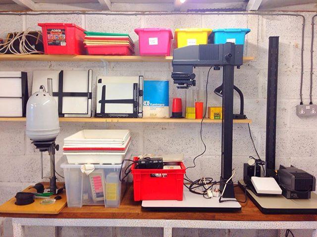 Project darkroom has begun!! 😝 #filmisnotdead #darkroom #100daysoflittledelights
