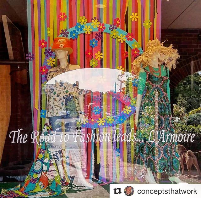 #Repost @conceptsthatwork with @get_repost ・・・ Summer of Love is happening this Friday 7th between 5-7pm and Saturday with @treasurehunttours Flower Power Trail #newcanaan #summeroflove #fairfieldcounty #fashionblogger #newcanaansummeroflove #shoplocal #eatlocal #fashion #newcanaanct #newcanaanmoms
