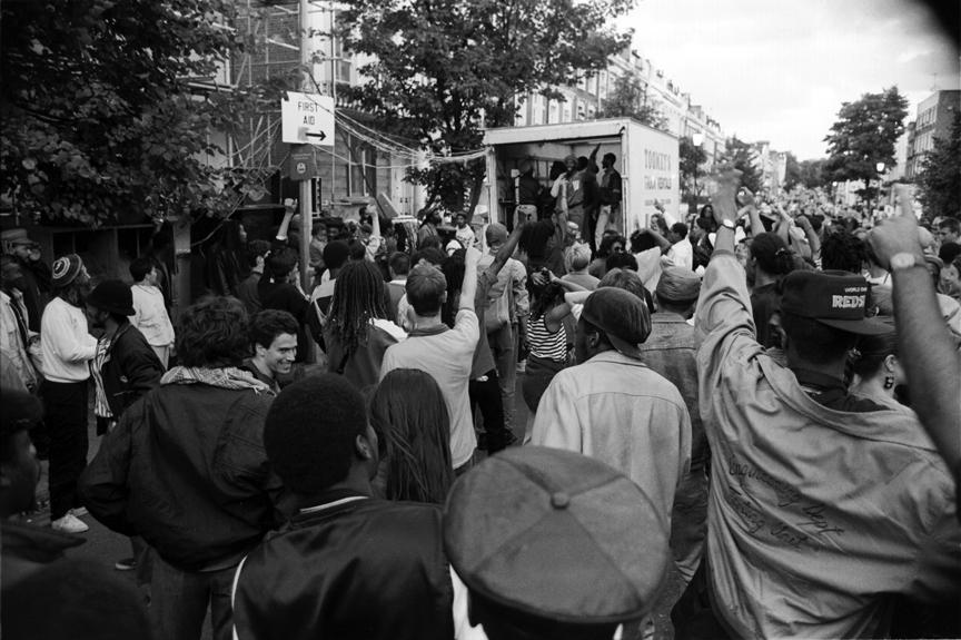 Rig Notting Hill Carnival 1989