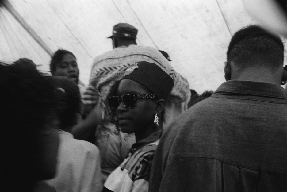 Shadey Girl Cool Mosside Carnival 1989