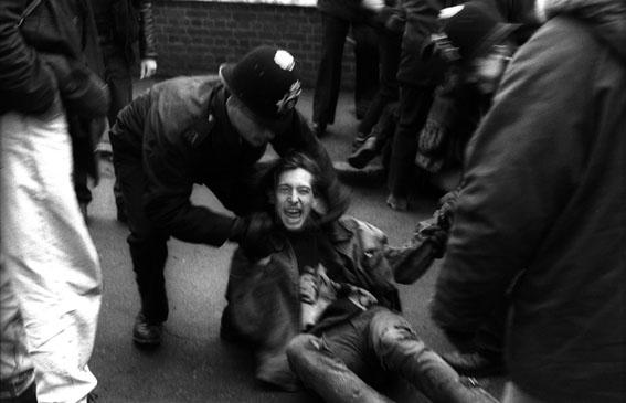 Arrest Wanstonia 94
