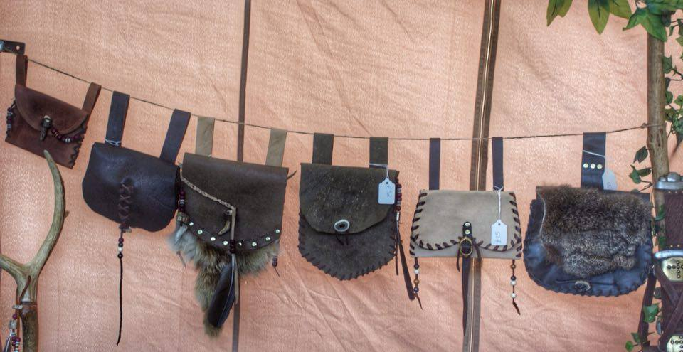 Viking - Saxon Style Bags  Contact Us For Prices