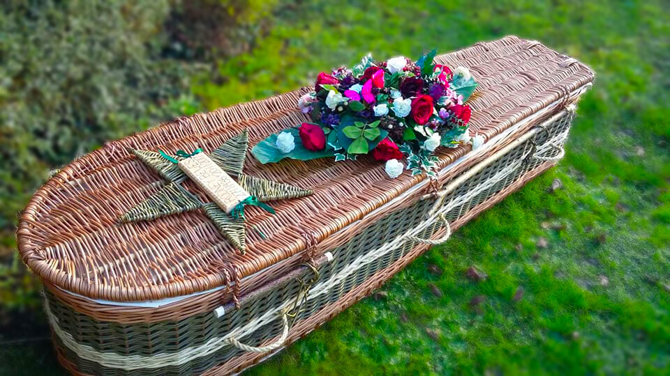 green with white stripe willow coffin.jpg