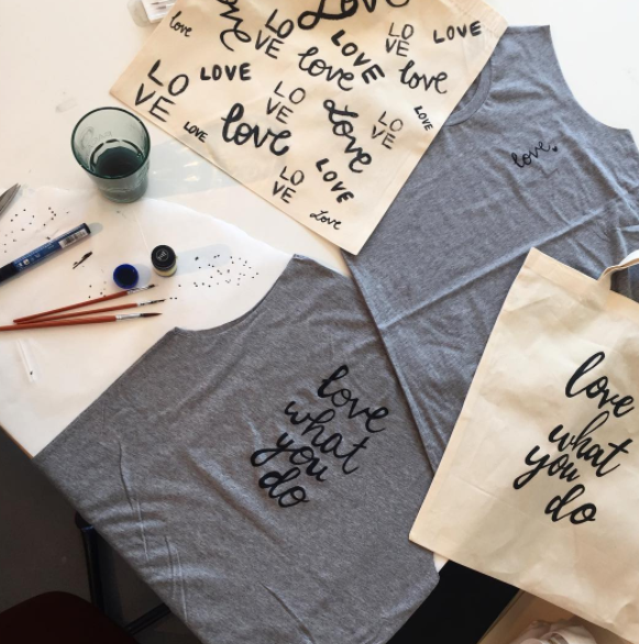 NEW: love collection - made in our own studio