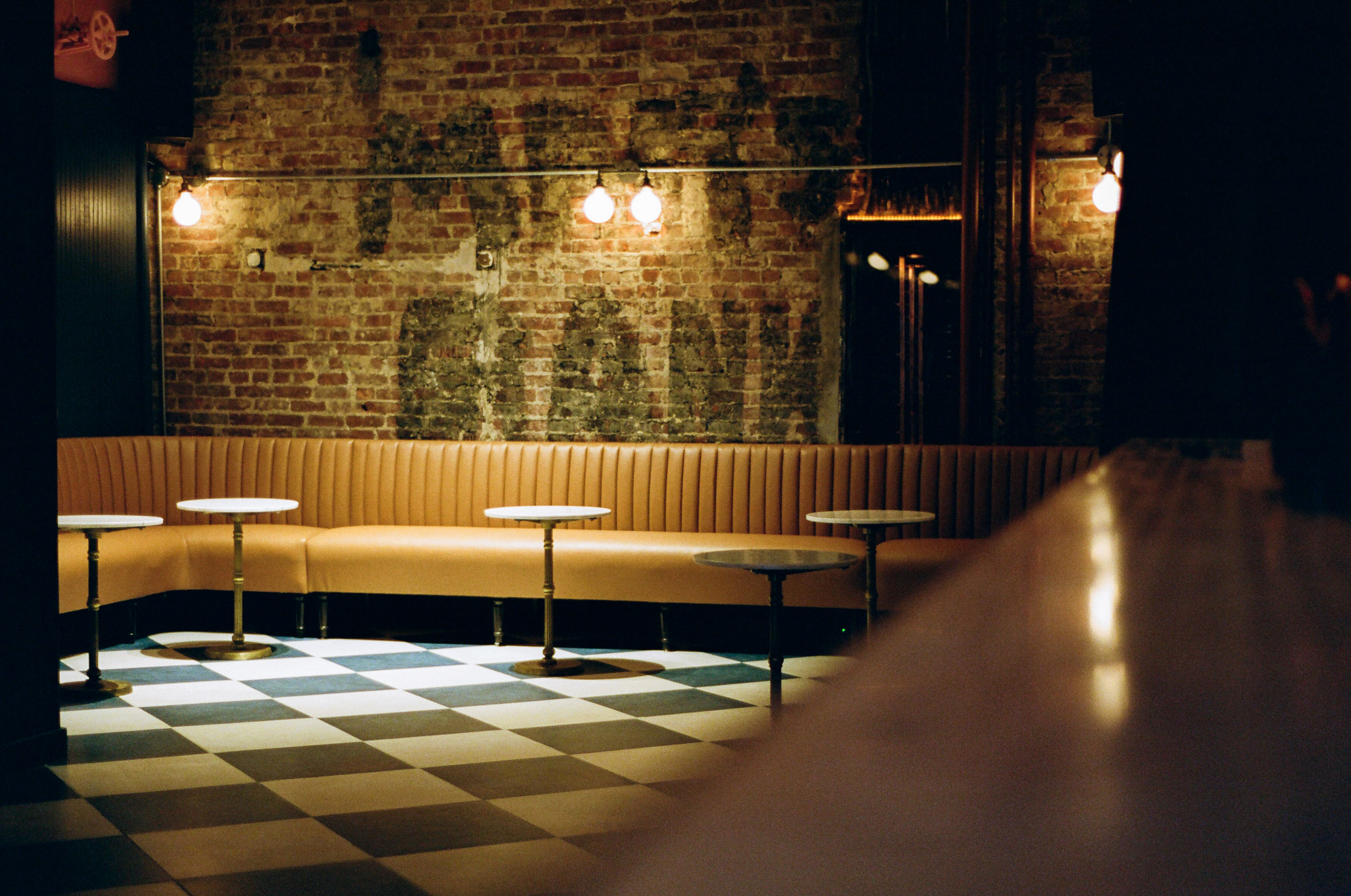 Lady's - A speakeasy lounge for drinks & late night dancing.Perfect For: Cocktail Parties, Birthday Parties, Corporate Events, Bottle ServiceCapacity: 80 people