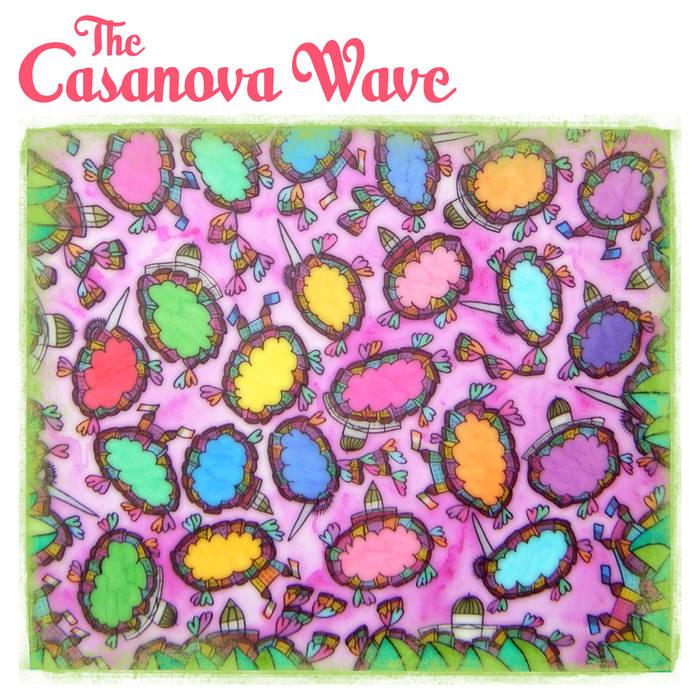 The Casanova Wave Xmas