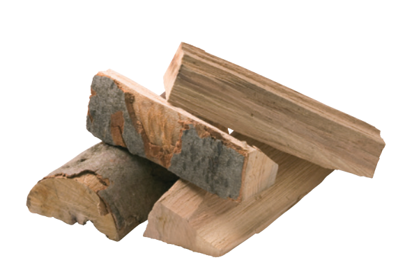 Beech Wood - Beech wood requires a high temperature, but is ideal firewood which provides good heat and atmospheric embers.