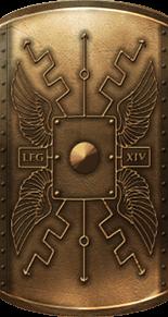 legion elite xiv shield logo
