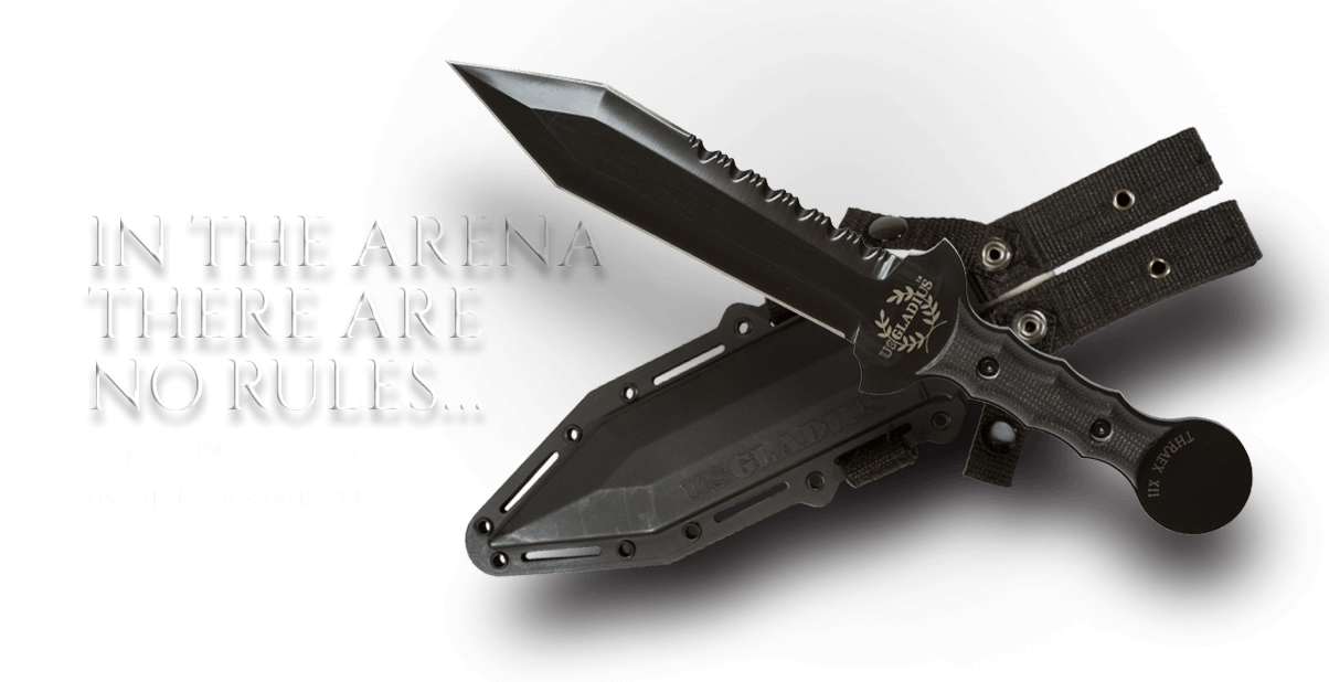 US Gladius Thraex XII Tactical Knife