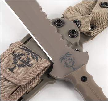 Desert Legion XII Knife