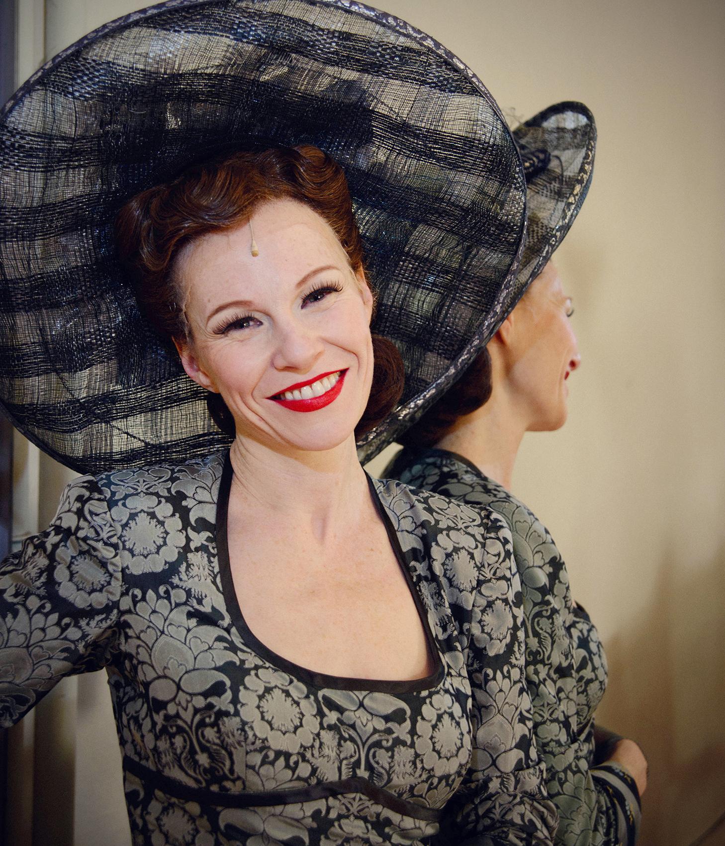 Photo: Hortense Vinet; Kiss Me Kate; Théâtre du Châtelet