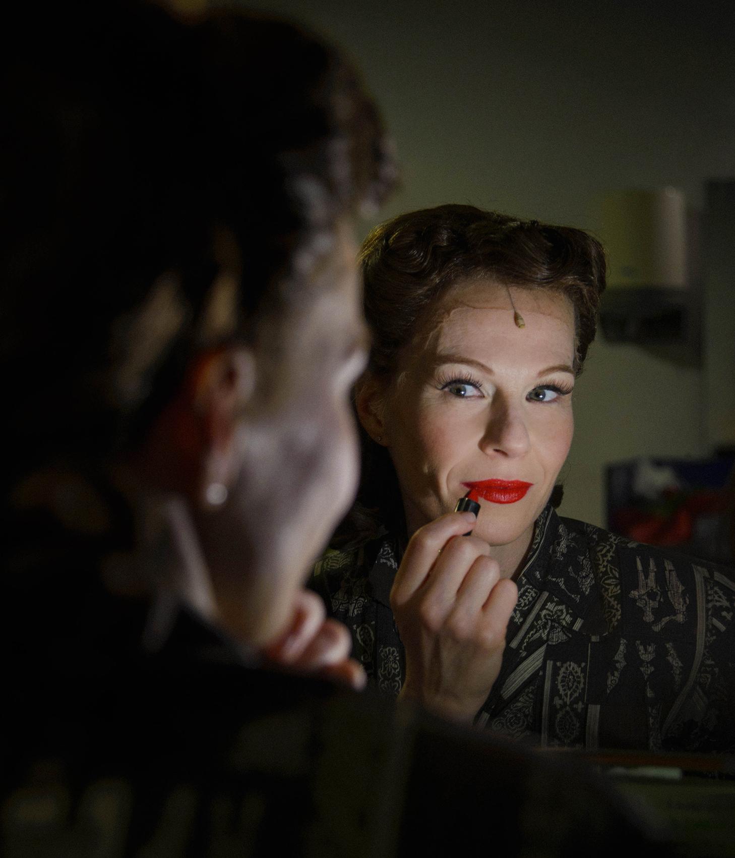 Photo: Hortense Vinet - Kiss Me Kate; Théâtre du Châtelet