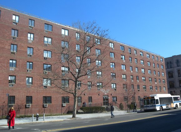 Maria Isabel Housing in the Bronx WIKIPEDIA