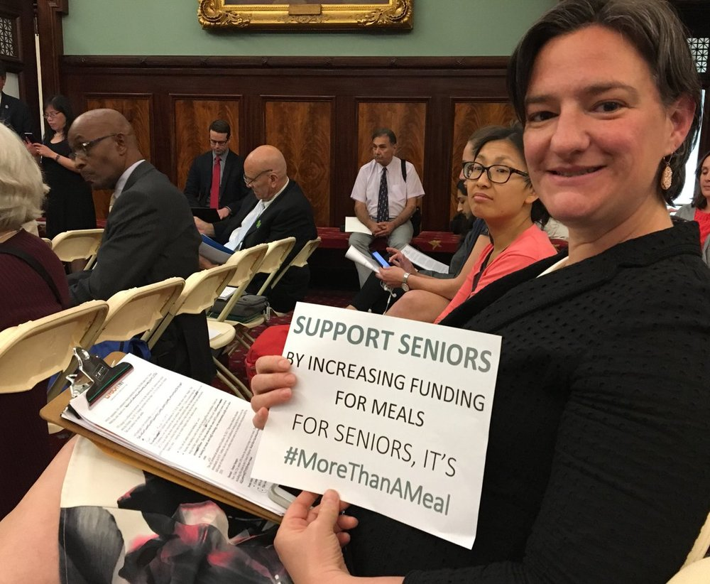 Testimony: NYC Council Finance Committee Public Hearing
